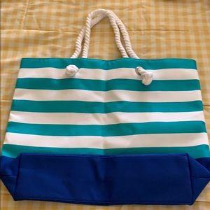 Clinique canvas tote bag